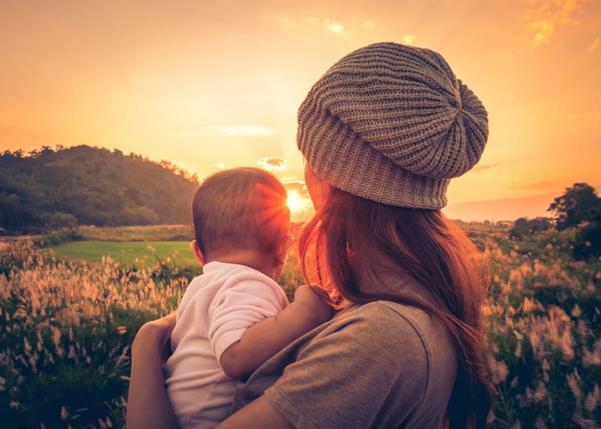 Mère célibataire par choix