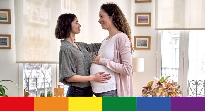 MAMANS²: Guide pour les familles avec deux mamans.